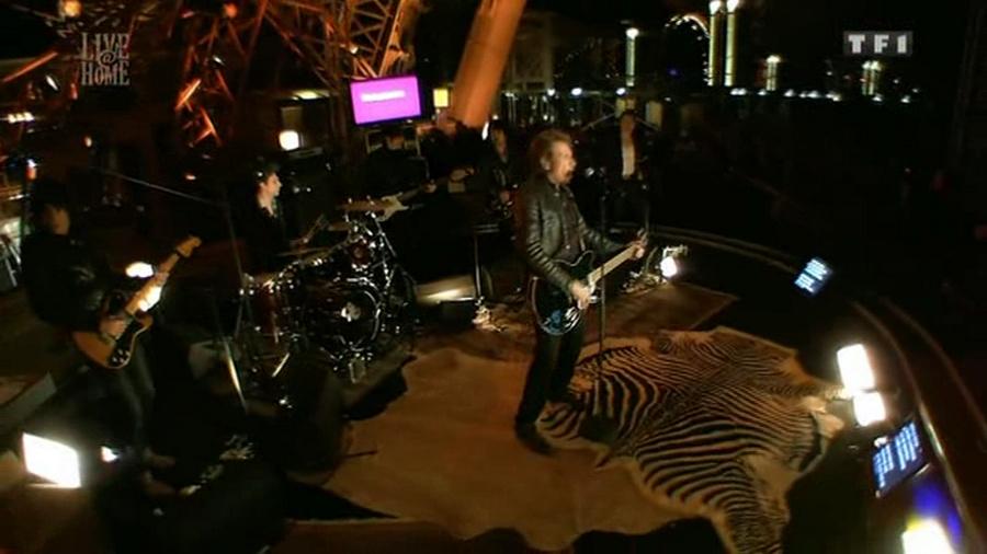 LES CONCERTS DE JOHNNY 'LA TOUR EIFFEL, PARIS 2011' Vlcs1286