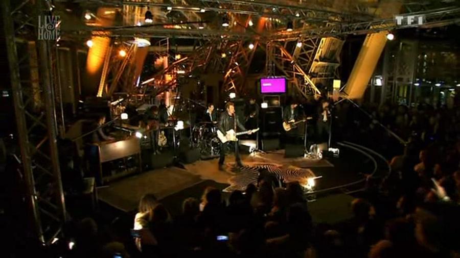 LES CONCERTS DE JOHNNY 'LA TOUR EIFFEL, PARIS 2011' Vlcs1289