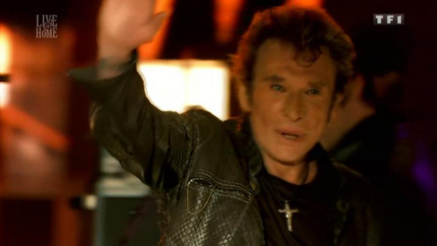 LES CONCERTS DE JOHNNY 'LA TOUR EIFFEL, PARIS 2011' Vlcs1292