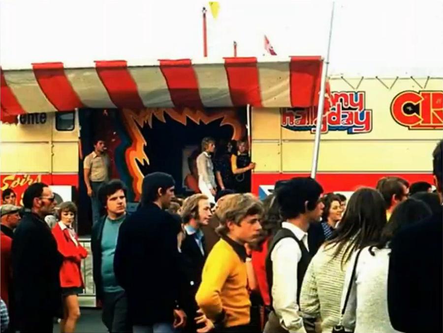 LES CONCERTS DE JOHNNY 'TOURNEE JOHNNY CIRCUS 1972' Vlcs1305