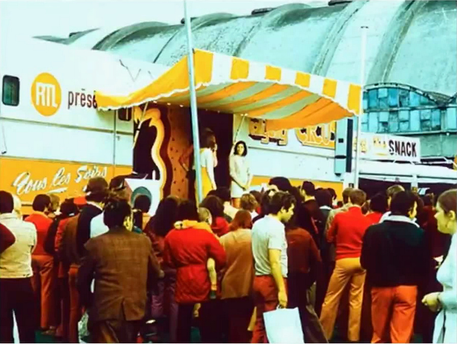 LES CONCERTS DE JOHNNY 'TOURNEE JOHNNY CIRCUS 1972' Vlcs1307