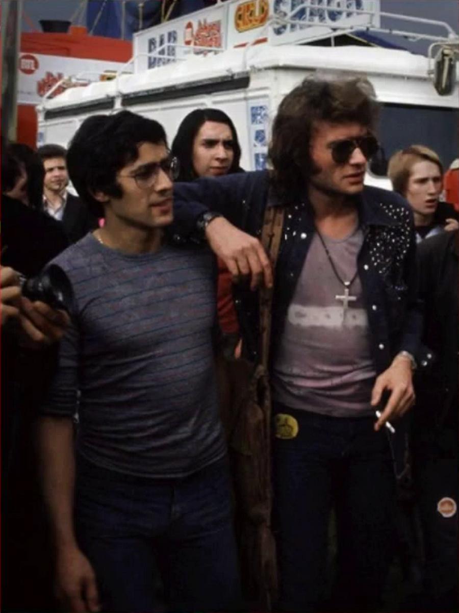 LES CONCERTS DE JOHNNY 'TOURNEE JOHNNY CIRCUS 1972' Vlcs1308