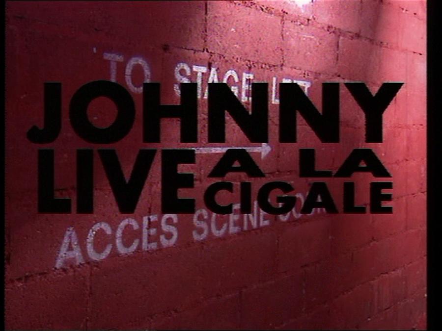 LES CONCERTS DE JOHNNY 'LA CIGALE, PARIS 1994' Vlcs1329