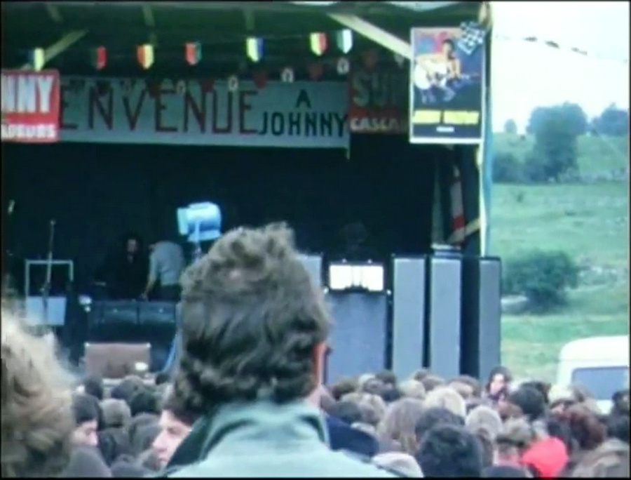 LES CONCERTS DE JOHNNY 'ARCON 1971' Vlcs1395