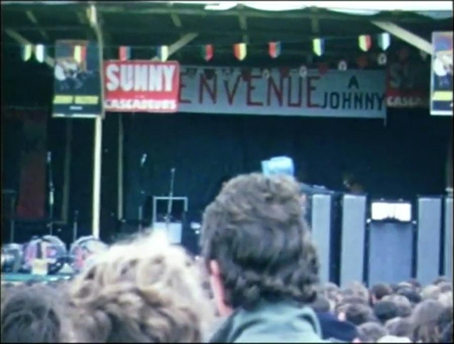 LES CONCERTS DE JOHNNY 'ARCON 1971' Vlcs1396