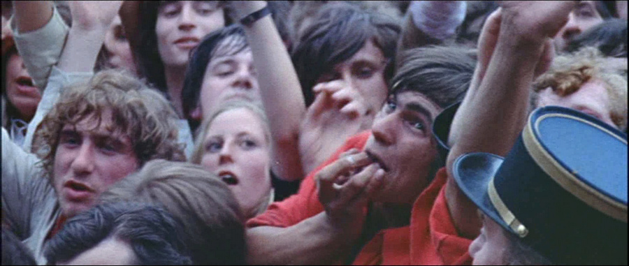 LES CONCERTS DE JOHNNY 'ARCON 1971' Vlcs1402
