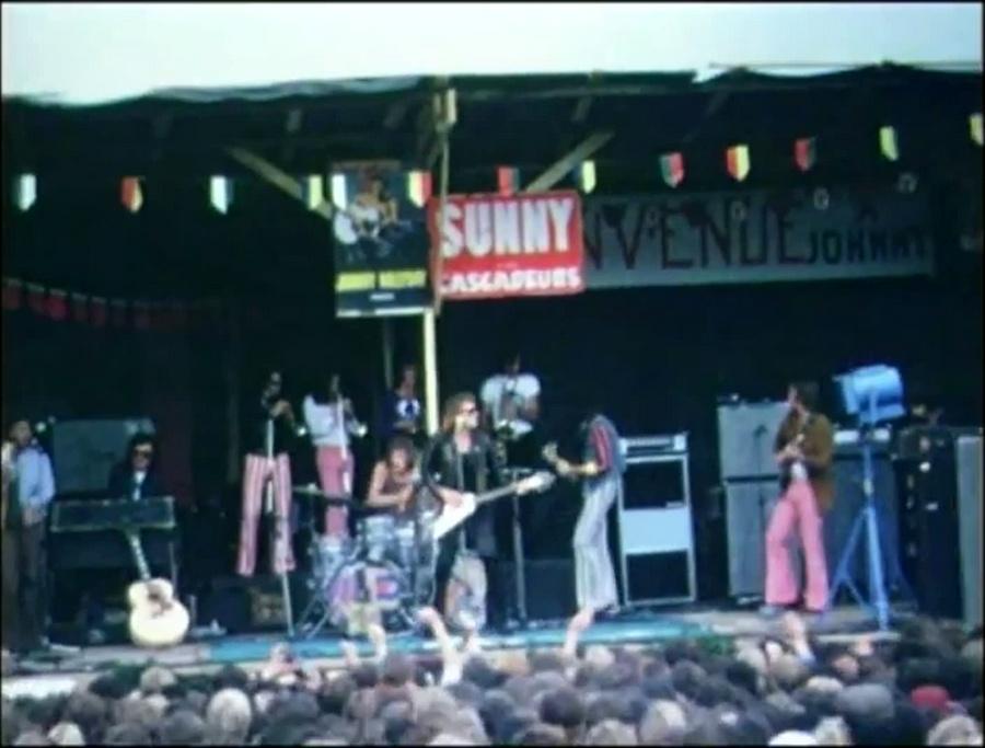 LES CONCERTS DE JOHNNY 'ARCON 1971' Vlcs1406