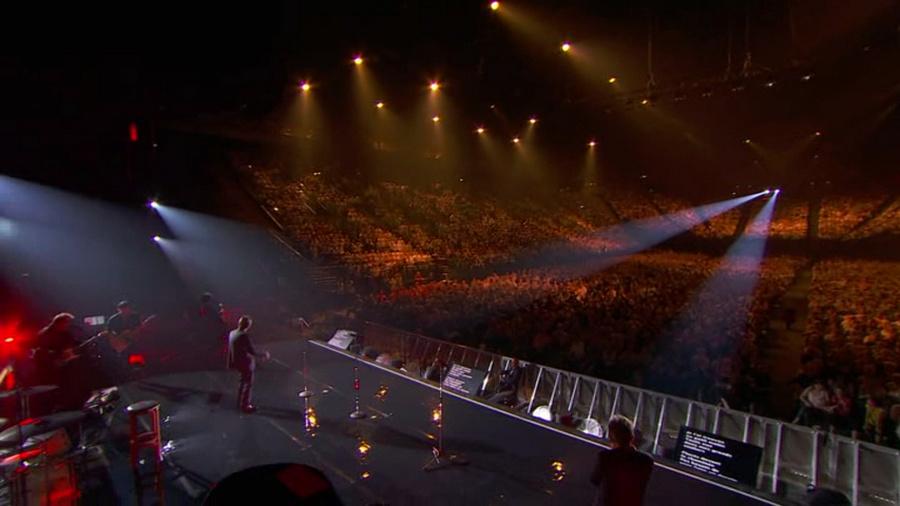 LES CONCERTS DE JOHNNY 'LES VIEILLES CANAILLES - 'ACCORHOTELS ARENA 2017' Vlcs1501