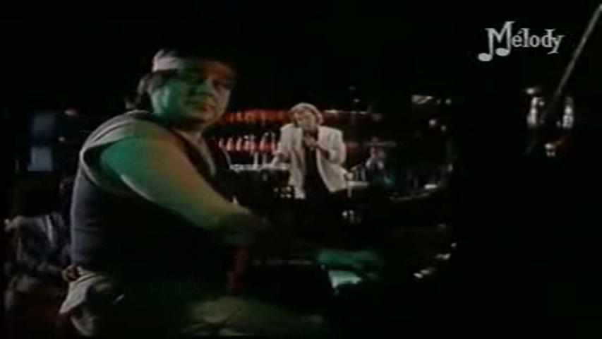 """Clip """"Extérieur Nuit"""" (1986), Bernard Lavilliers Vlcs1564"""