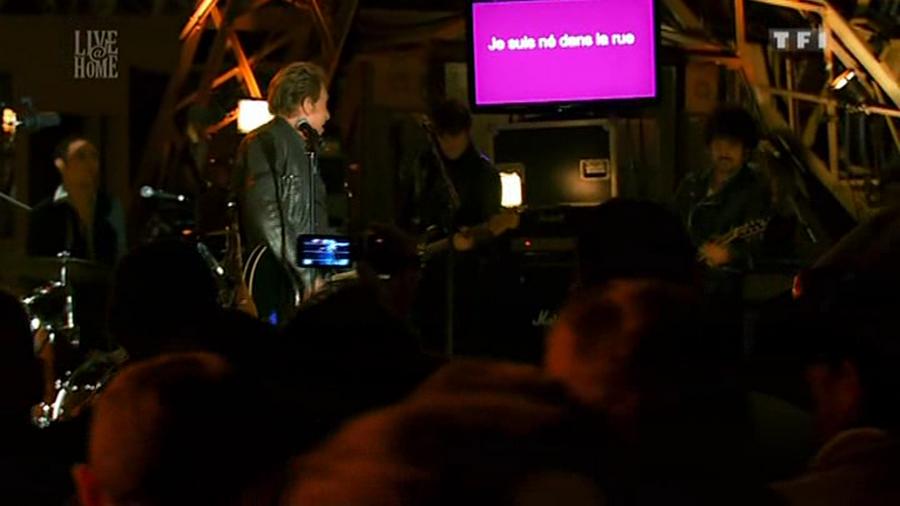 LES CONCERTS DE JOHNNY 'LA TOUR EIFFEL, PARIS 2011' Vlcs1725