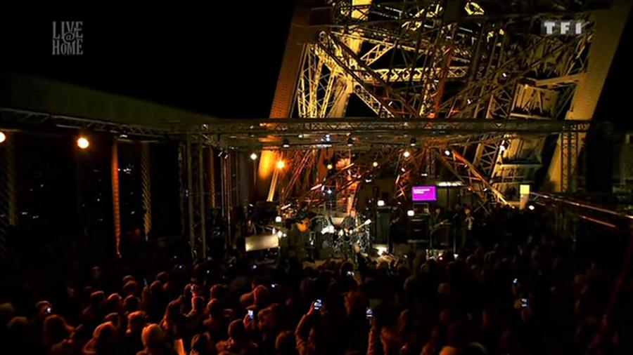 LES CONCERTS DE JOHNNY 'LA TOUR EIFFEL, PARIS 2011' Vlcs1729