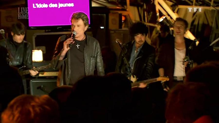 LES CONCERTS DE JOHNNY 'LA TOUR EIFFEL, PARIS 2011' Vlcs1733