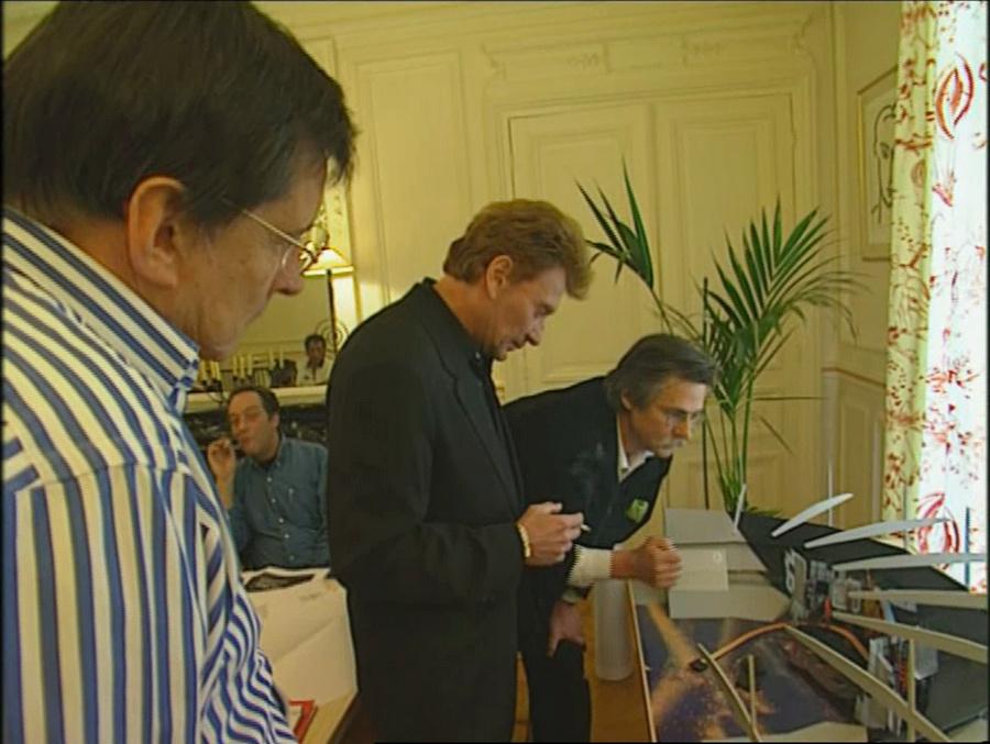 LES CONCERTS DE JOHNNY 'STADE DE FRANCE, SAINT-DENIS 1998' Vlcs2346