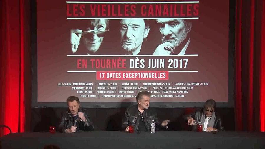 LES CONCERTS DE JOHNNY 'LES VIEILLES CANAILLES' - 'LILLE 2017' Vlcs2409