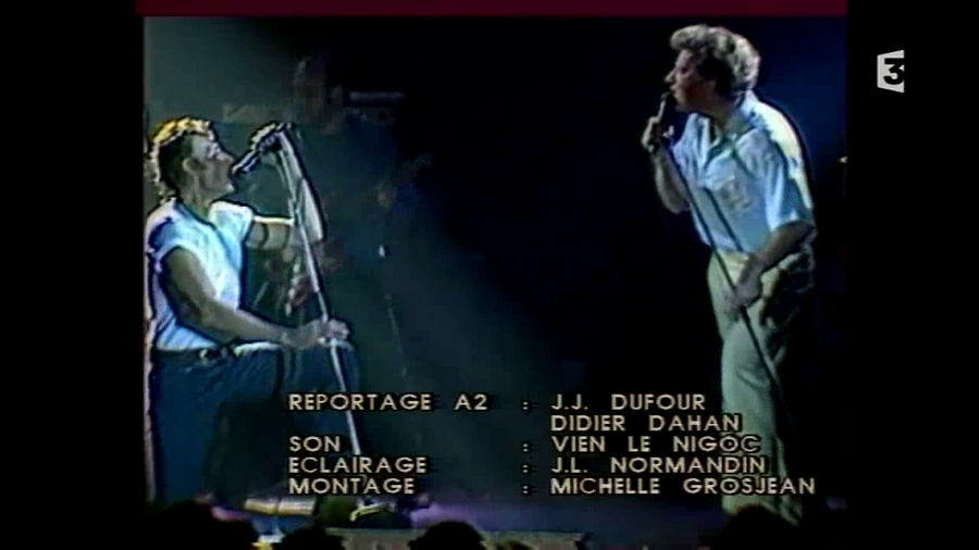 LES CONCERTS DE JOHNNY 'PRINTEMPS DE BOURGES 1985' Vlcs2430