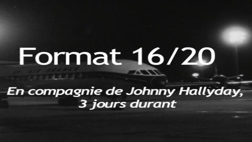 L'école des vedettes (12/02/62) et Format 16/20 Vlcs3014