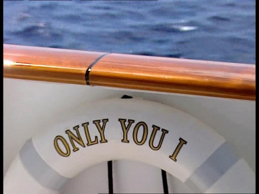 LES BATEAUX DE JOHNNY HALLYDAY 'ONLY YOU I' ( 1996 ) Vlcsn251