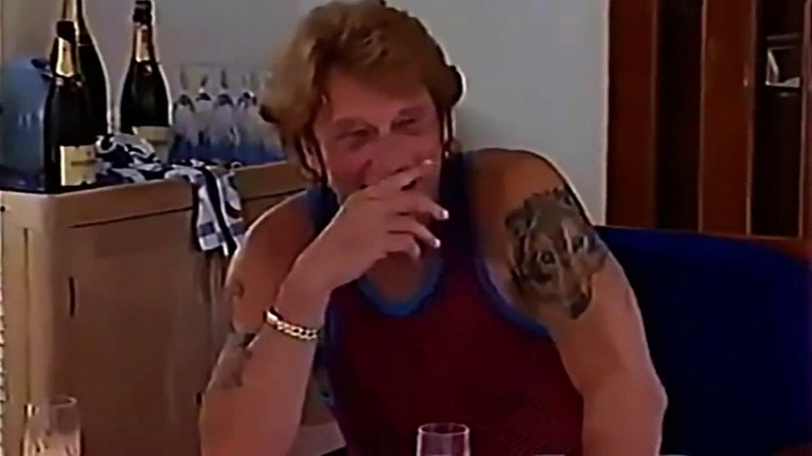 LES BATEAUX DE JOHNNY HALLYDAY 'ONLY YOU I' ( 1996 ) Vlcsn259