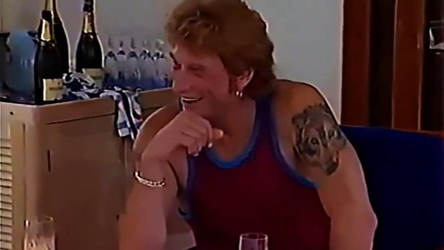 LES BATEAUX DE JOHNNY HALLYDAY 'ONLY YOU I' ( 1996 ) Vlcsn260