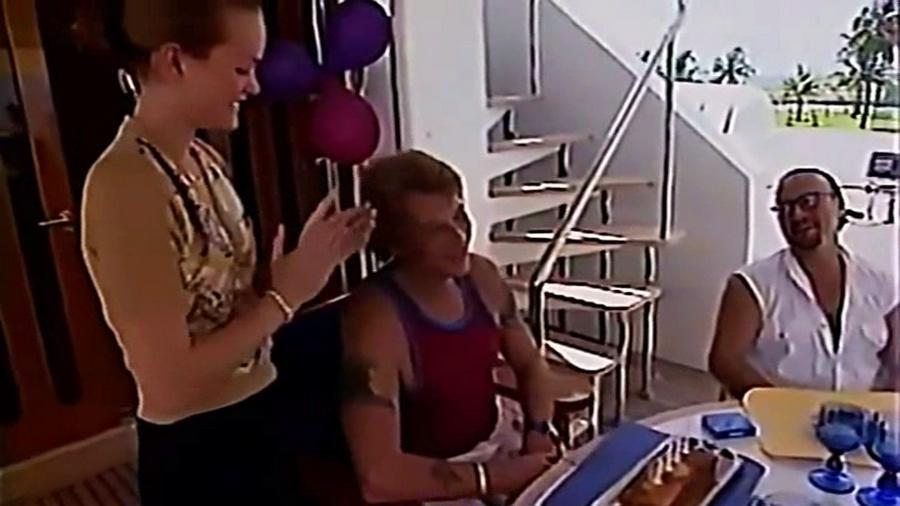 LES BATEAUX DE JOHNNY HALLYDAY 'ONLY YOU I' ( 1996 ) Vlcsn263