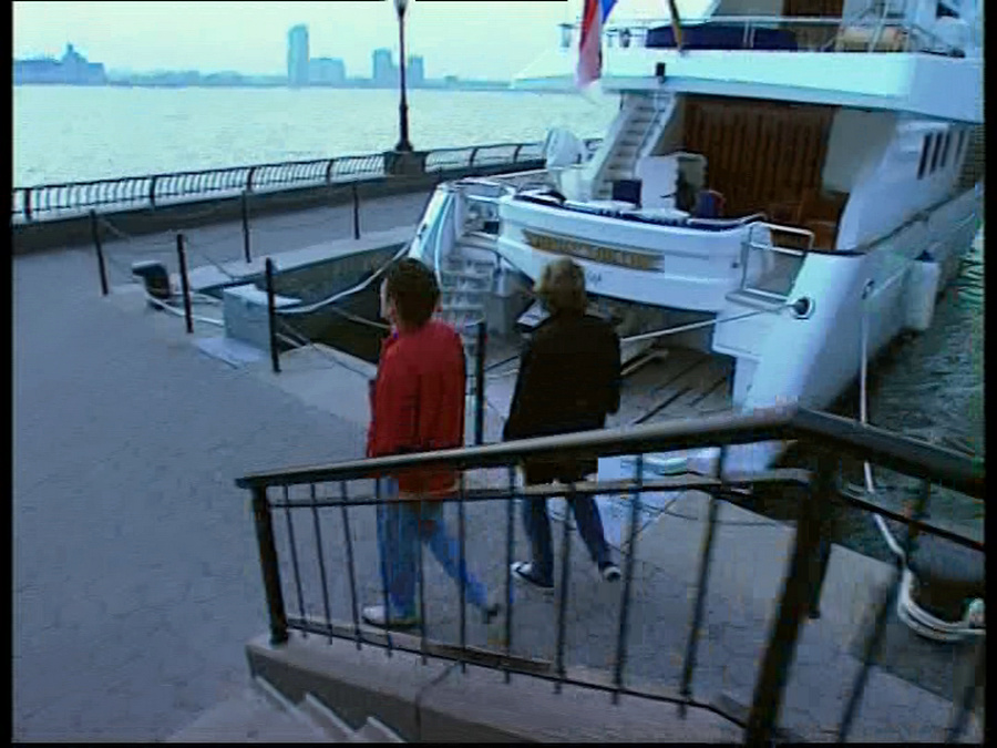 LES BATEAUX DE JOHNNY HALLYDAY 'ONLY YOU I' ( 1996 ) Vlcsn322