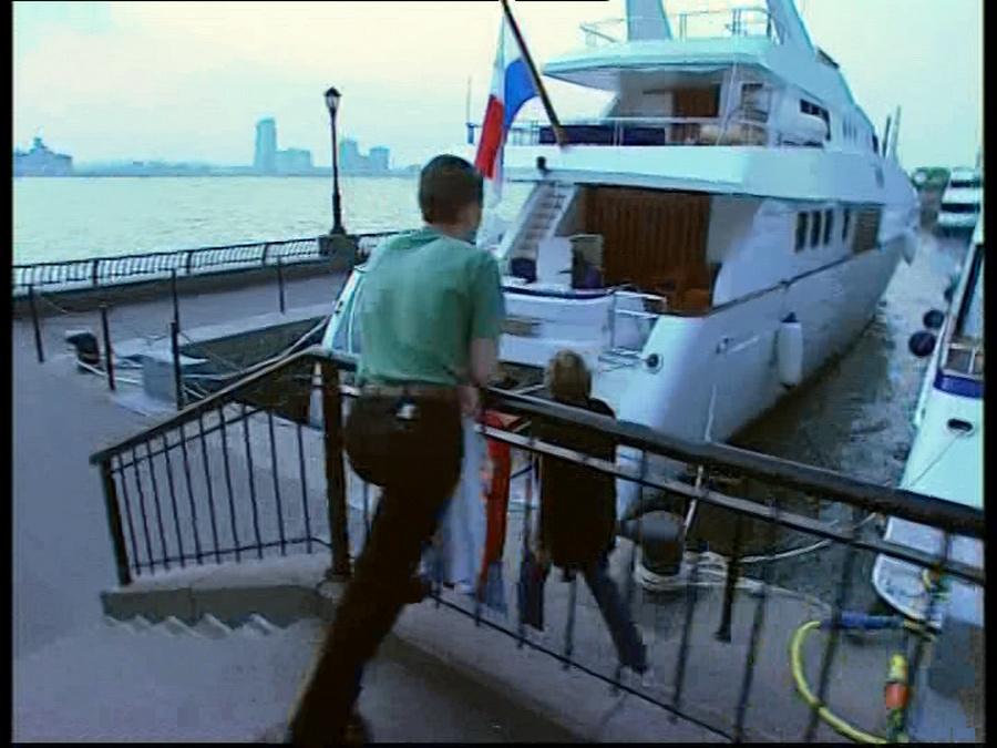 LES BATEAUX DE JOHNNY HALLYDAY 'ONLY YOU I' ( 1996 ) Vlcsn323