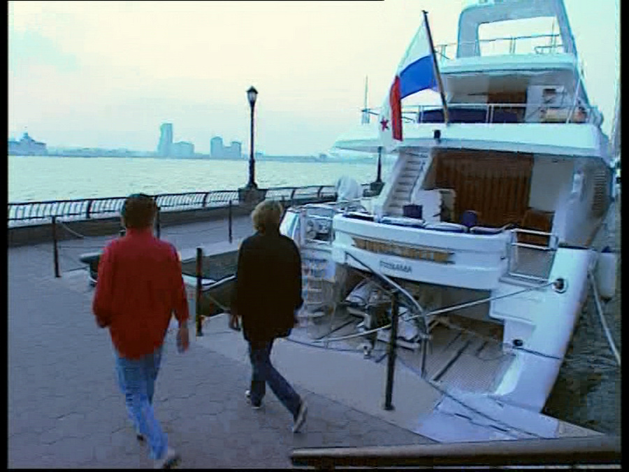LES BATEAUX DE JOHNNY HALLYDAY 'ONLY YOU I' ( 1996 ) Vlcsn324