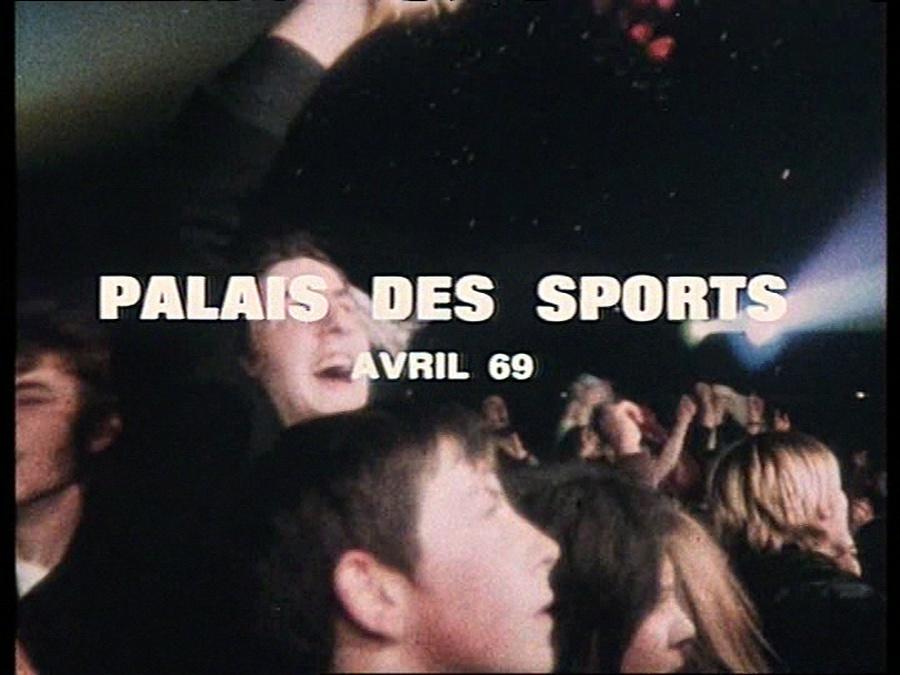 LES CONCERTS DE JOHNNY 'PALAIS DES SPORTS DE PARIS 1969' Vlcsn329
