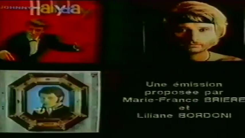 """Show TV """"Deux étrangers"""" Vlcsn475"""