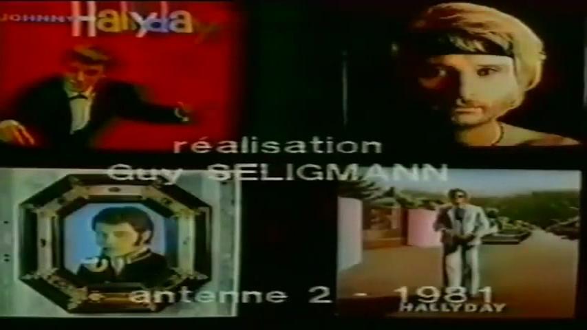 """Show TV """"Deux étrangers"""" Vlcsn476"""