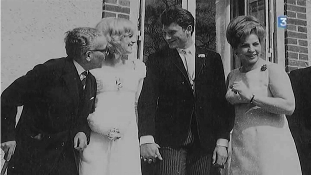 PROPRIETE OU A RESIDE JOHNNY HALLYDAY ( 1/10 ) 'LOCONVILLE' ( 1963-1979 ) Vlcsn479