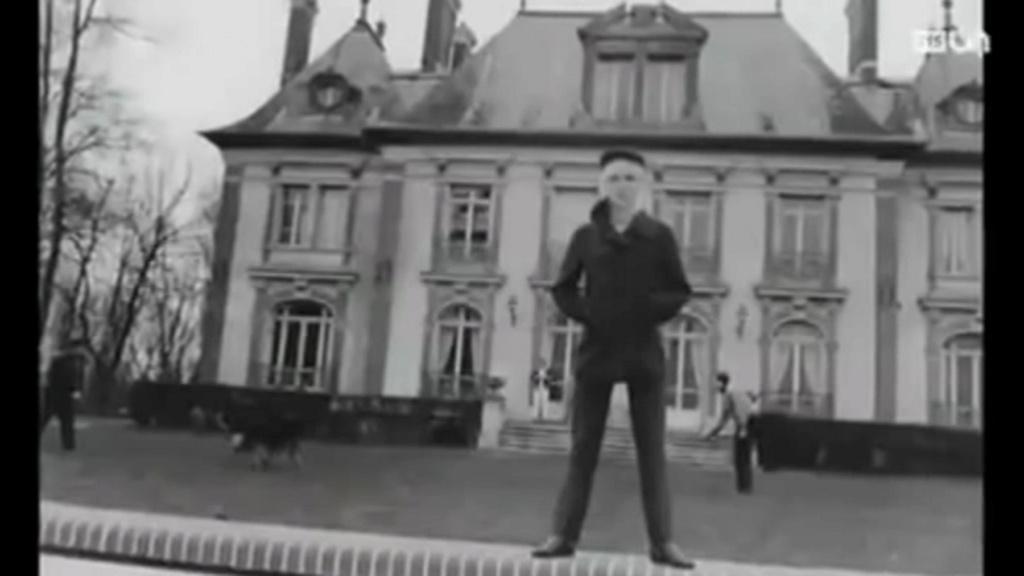 PROPRIETE OU A RESIDE JOHNNY HALLYDAY ( 1/10 ) 'LOCONVILLE' ( 1963-1979 ) Vlcsn481