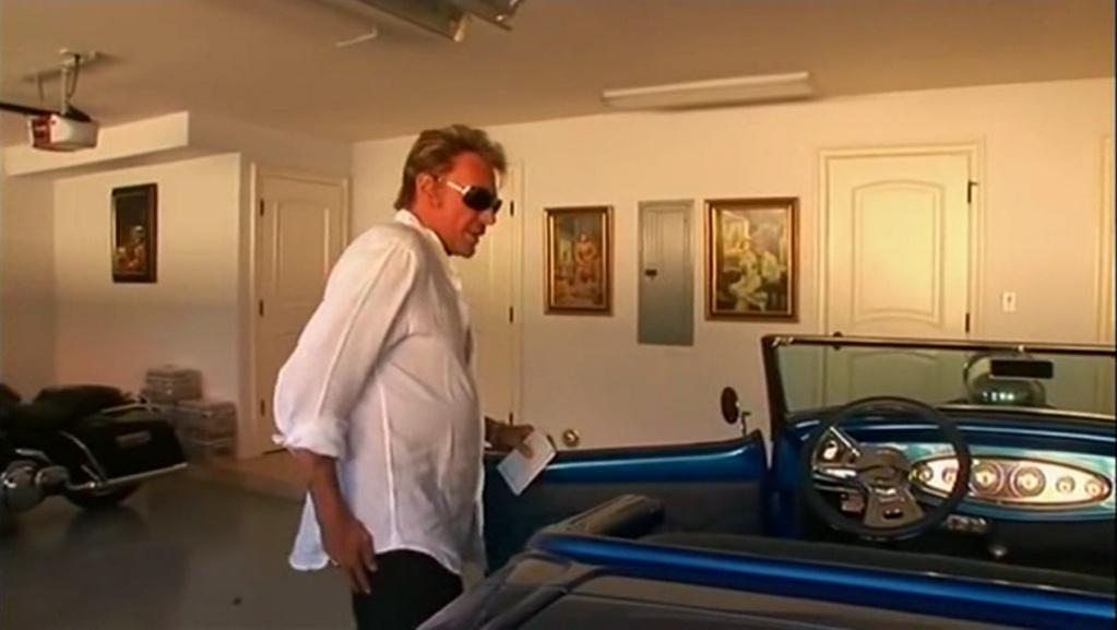 PROPRIETE OU A RESIDE JOHNNY HALLYDAY ( 7/10 ) 'BEVERLY GLEN, LOS ANGELES'( 2007 Vlcsn567