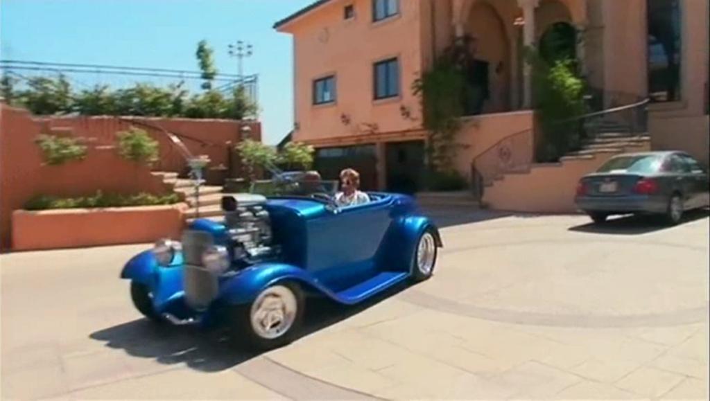PROPRIETE OU A RESIDE JOHNNY HALLYDAY ( 7/10 ) 'BEVERLY GLEN, LOS ANGELES'( 2007 Vlcsn571