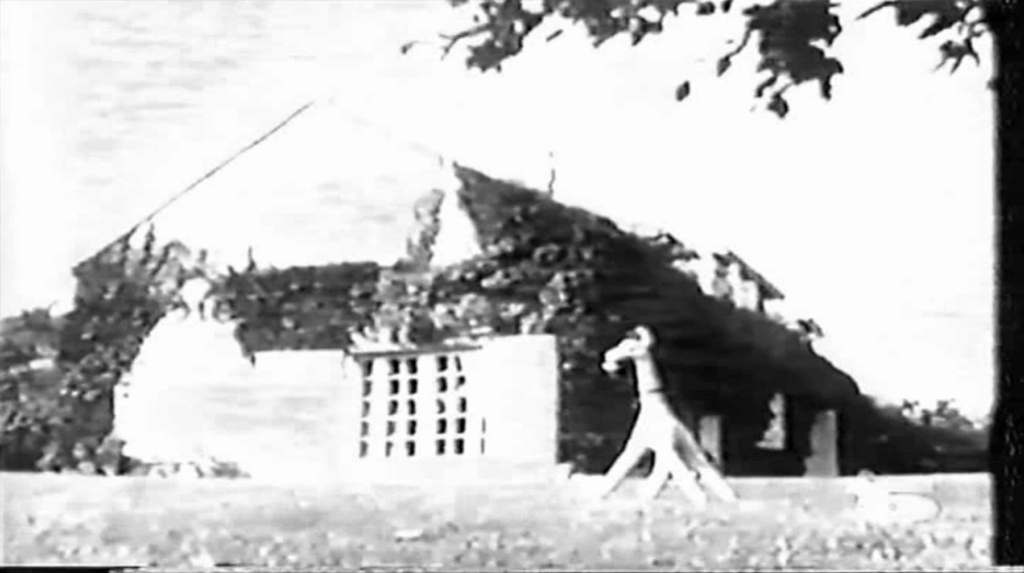 PROPRIETE OU A RESIDE JOHNNY HALLYDAY 'GROSROUVRE ( 1963-1965 ) Vlcsn631
