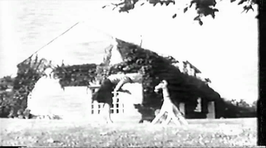 PROPRIETE OU A RESIDE JOHNNY HALLYDAY 'GROSROUVRE ( 1963-1965 ) Vlcsn636