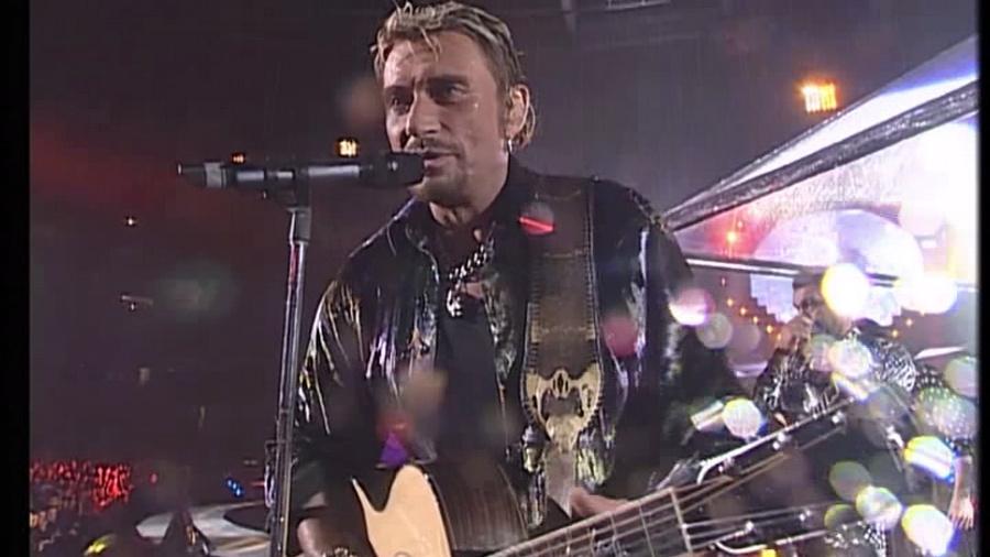 LES CONCERTS DE JOHNNY 'STADE DE FRANCE, SAINT-DENIS 1998' Vlcsn698