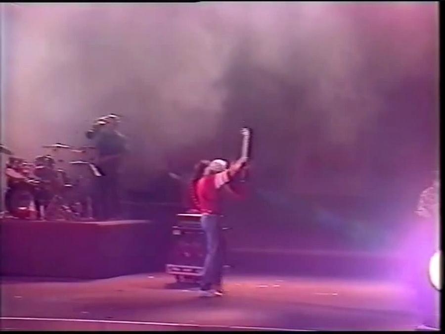 LES CONCERTS DE JOHNNY 'PARIS-MOSCOU, PLACE DE LA NATION 1991' Vlcsn816