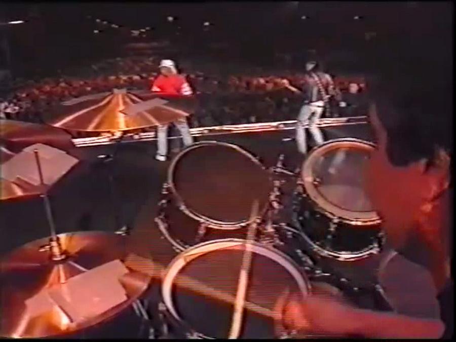 LES CONCERTS DE JOHNNY 'PARIS-MOSCOU, PLACE DE LA NATION 1991' Vlcsn817