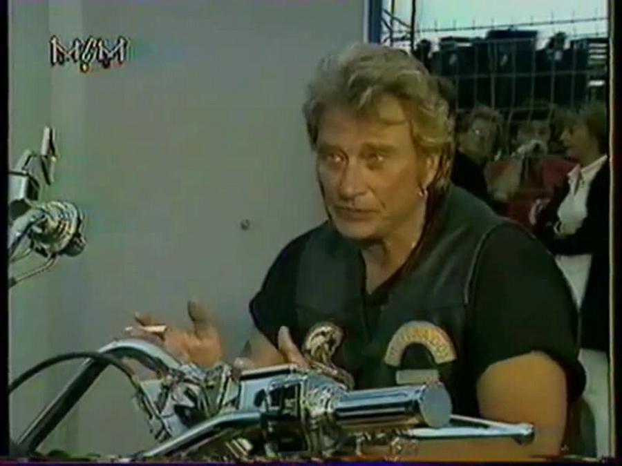 LES CONCERTS DE JOHNNY 'CARPENTRAS, 1994' Vlcsn823
