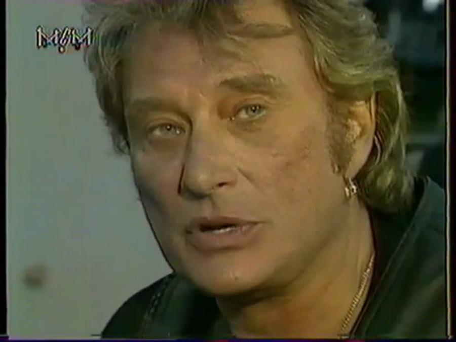 LES CONCERTS DE JOHNNY 'CARPENTRAS, 1994' Vlcsn825