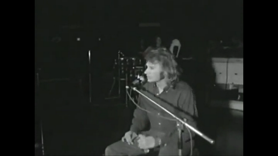 LES CONCERTS DE JOHNNY 'PALAIS DES SPORTS 1971' Vlcsn912