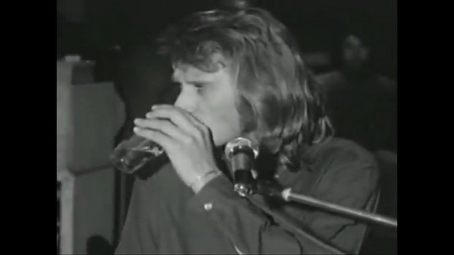 LES CONCERTS DE JOHNNY 'PALAIS DES SPORTS 1971' Vlcsn913