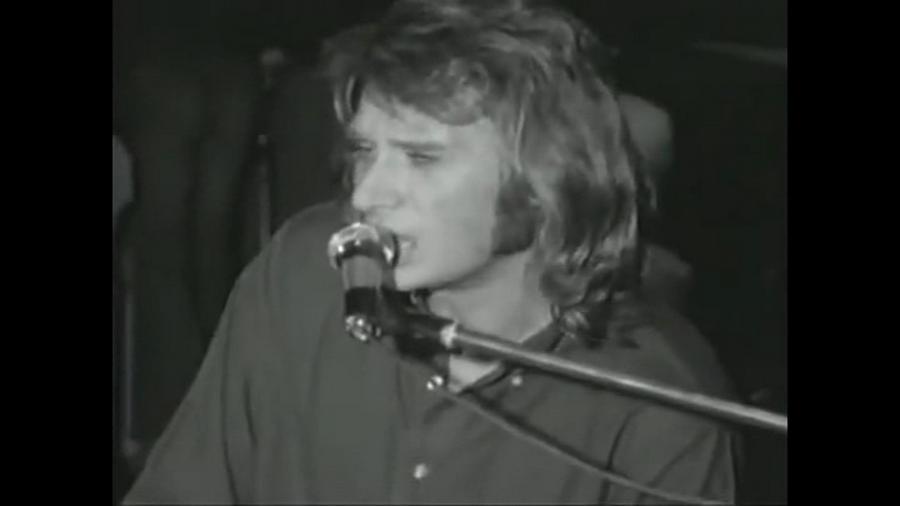 LES CONCERTS DE JOHNNY 'PALAIS DES SPORTS 1971' Vlcsn914