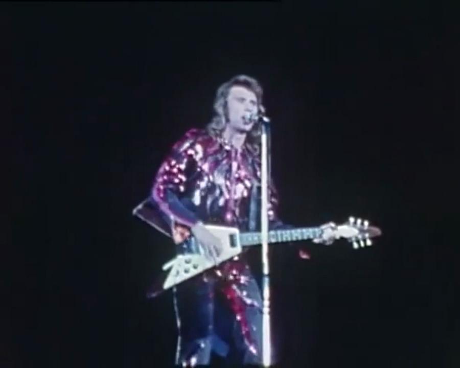 LES CONCERTS DE JOHNNY 'PALAIS DES SPORTS 1971' Vlcsn941