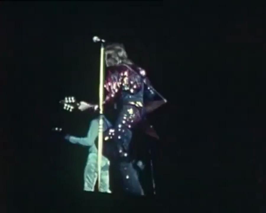 LES CONCERTS DE JOHNNY 'PALAIS DES SPORTS 1971' Vlcsn942