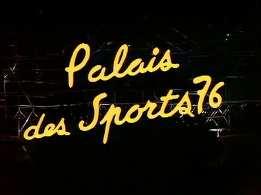 LES CONCERTS DE JOHNNY 'PALAIS DES SPORTS DE PARIS 1976' Vlcsn974