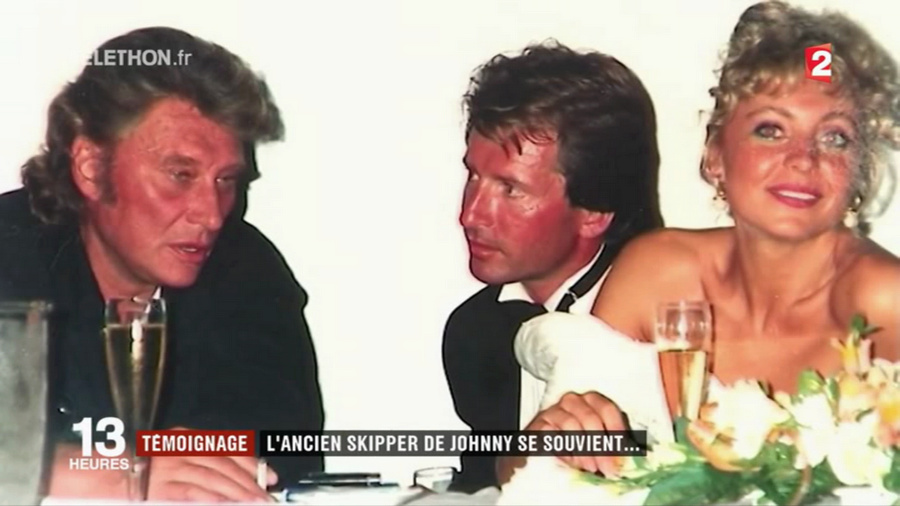 LES BATEAUX DE JOHNNY HALLYDAY 'WILD EAGLE' ( 1989 ) Vlcsna34