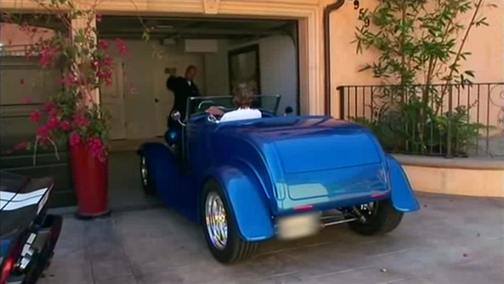 HOT ROD BLEU ELECTRIQUE DE JOHNNY HALLYDAY ( 2008 ) Vlcsna52