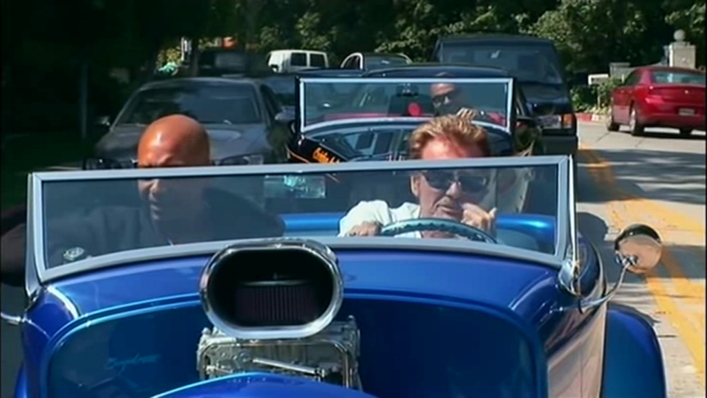 HOT ROD BLEU ELECTRIQUE DE JOHNNY HALLYDAY ( 2008 ) Vlcsna55